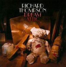 RICHARD THOMPSON - Dream Attic (13 new songs recorded live in concert) CD