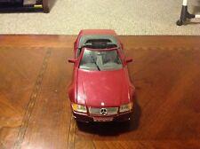 1 Classik Cars  Mercedes Benz 500 SL 1989  1 :18  Diecast   462