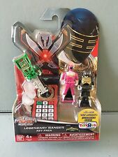Power Rangers megaforce key set for legendary morpher - Toys R US Exclusive zeo