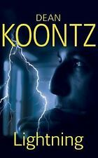 Lightning by Dean Koontz (2016, CD, Unabridged)