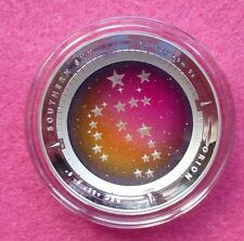 2015 AUSTRALIA 'ORION'  SOUTHERN SKIES SILVER  1oz DOMED FIVE DOLLAR PROOF COIN