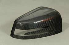 2010-2014s Real Carbon Fiber Mirror Covers C250 C300 C350 C63 W204