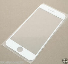 Front outer Glass Screen Replacement Part for Apple iPhone 6 ,White colour.