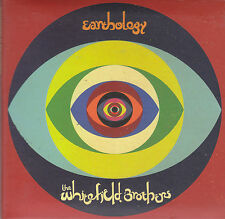WHITEFIELD BROTHERS - earthology CD