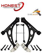 Para Vw Touran & Jetta 2 frontal inferior brazos de suspensión horquilla barras de enlace Frontal &
