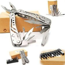 Stainless Steel Ultimate Jeep Multi Purpose Tool Set with 20 functions