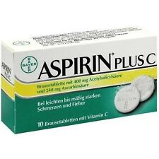 ASPIRIN PLUS C 10St 1406632