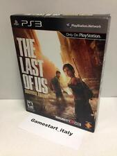 THE LAST OF US SURVIVAL LIMITED EDITION (PS3) NUOVO NEW REGION FREE