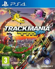 Trackmania Turbo PS4 BRAND NEW SEALED UK OFFICIAL