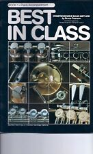 Best in Class Bk. 1 : Score and Manual Piano Accompaniment by Bruce Pearson...