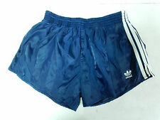 ADIDAS VINTAGE SHORT GLANZ SPRINTER NYLON SHINY HOSE RETRO CHINA
