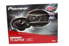 "New Pioneer TS-A6996R 325 Watts 6"" x 9"" 5-Way Coaxial Car Audio Speakers 6x9"""