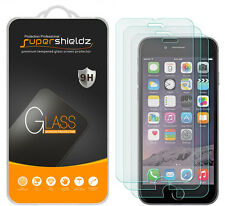 3X Supershieldz iPhone 6 / iPhone 6S Tempered Glass Screen Protector