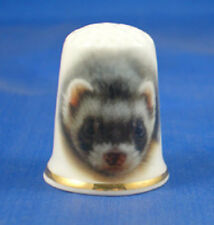 Birchcroft Thimble -- Pets -- Ferret --   Free Dome Box