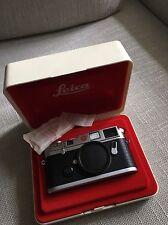 Leica M6 Silver Mint