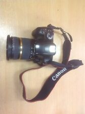 Canon EOS 450D / Rebel XSi 12.2 MP Dslr With TAMRON SP 10-24mm High Quality Zoom