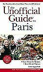 The Unofficial Guide to Paris David Applefield Paperback 2004