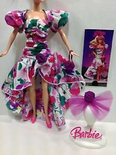 BARBIE~DELUXE~FASHION AVENUE~DRESS~COAT~HEADPIECE~PURSE~SHOES~VINTAGE 90s~ NEW