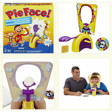Pie Face Board Games Family Fun Hilarious Pie Splat In The Face Game Toy Gifts