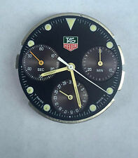 TAG HEUER FORMULA ONE MOVEMENT AND DIAL. MOVEMENT NUMBER:  RH 50-51-52 FOR PARTS