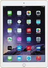 Apple iPad Air 2 128GB, Wi-Fi + 4G Cellular ), 9.7in - Gold (Latest Mode