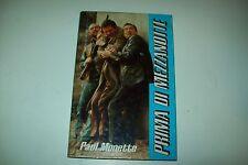 PAUL MONETTE-PRIMA DI MEZZANOTTE-EUROCLUB(SPERLING)1989 RILEGATO MB!!