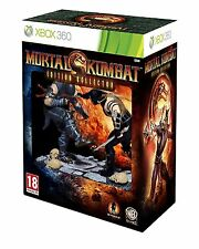 Mortal Kombat Kollector's Edition   XBOX 360