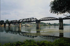 792083 Bridge On The River Kwai Kanchanaburi Thailand A4 Photo Print