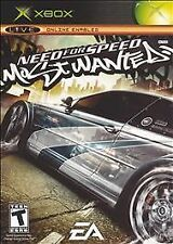 Need for Speed: Most Wanted (Microsoft Xbox, 2005) VERY GOOD