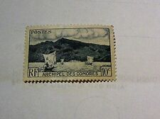 OLD COMORO ISLANDS COMOROS STAMP