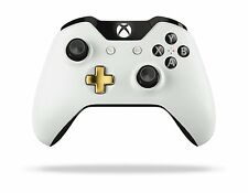NEW Official Microsoft Xbox One Special Edition Lunar White Wireless Controller