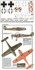 "Peddinghaus 1/48 Fw 190 D-9 ""Red 13"" Klaus Faber JV 44 Die Würger-Staffel EP1175"