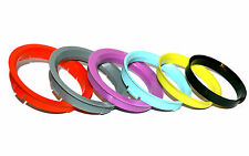 Alloy Wheel Hub Centric Spigot Rings 79.5 - 72.5 Wheel Spacer Set of 4