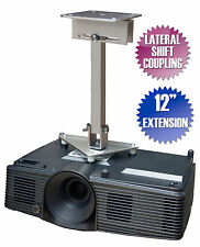 Projector Ceiling Mount for ViewSonic Pro9510L Pro9520WL Pro9530HDL Pro9800WUL