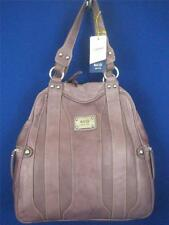MARZIA ITALY Soft Lilac Leather NWT Large Work Satchel Bag