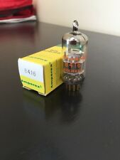 8416 AMPEREX NOS BOXED VALVE/TUBE (LC4)