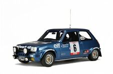 "OTTOMOBILE RENAULT 5 Alpine ""Tour de Corse 1979"" LE 2000pcs 1:18 **New Item**"