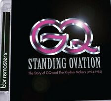 Standing Ovation: Story Of Gq & The Rhythm Makers - G (2016, CD NIEUW)2 DISC SET