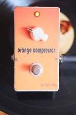 Orange Compressor /Dan Armstrong's orange squeezer clone /Handmade/Vintage Pedal
