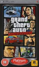 Grand Theft Auto: Liberty City Stories-Platinum Edition (Psp) Nuevo Sellado