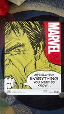 SDCC 2016 Marvel Hulk Poster - DW.com - Signed by Lorraine Cink host of THWIP!