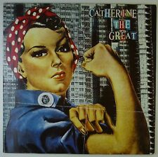 """12"""" LP Catherine the Great-work in progress-k5741-washed & cleaned"""