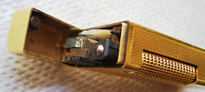 LIGHTER ANTIQUE DUNHILL GOLD PLATED MADE IN SWITZERLAND  - IN WORKING CONDITION