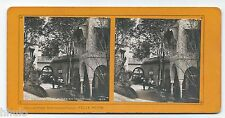 STC509 Expo Paris 1900 Mines du Transvaal stereoview photo STEREO vintage
