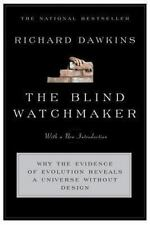 The Blind Watchmaker: Why the Evidence o Books