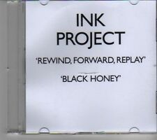 (DR845) Ink Project, Rewind, Forward, Replay / Black Honey - DJ CD
