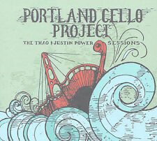 PORTLAND CELLO PROJECT - The Thao And Justin Power Sessions... CD SEALED/ NEW