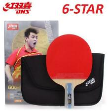 DHS 6-Star 6006 CS PenHold SHORT Handle Table Tennis Racket PING PONG Paddle
