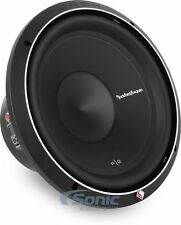 "Rockford Fosgate P2D4-12 800W 12"" Dual 4 ohm Punch Stage 2 Car Subwoofer"