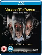 VILLAGE OF THE DAMNED (1995) - Blu-Ray Disc -